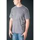 Charcoal Logo Stunt T-Shirt