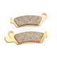 Double-H Sintered Metal Brake Pads - FA438HH
