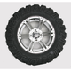 Front Left Bajacross SS212 Platinum Alloy Tire/Wheel Kit - 46555L