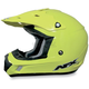FX-17Y Hi-Vis Yellow Youth Helmet