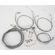 + 2 in. Handlebar Cable and Line Kit - BA-8025-KT2