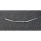 18 degree Wide Chrome Drag Bar - 650-08493