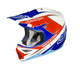 Blue/White Stinger Air Helmet