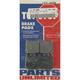 Sintered Brake Pads - TSRP962S2