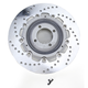 MD Standard Right Side Brake Rotor - MD603RS