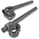 Raw Clip-On Handlebar for 41mm Fork Tubes - 09-381