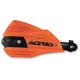 Orange/Black X-Factor Handguards - 2374191008