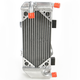 Left X-Braced Aluminum Radiator - MMDBCRF250R10LX