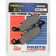 Excel HS Sintered Metal Street Brake Pads - 705HSS