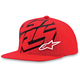 Red Typo Hat - 1013-8505730