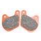 Semi-Sintered (V) Brake Pads - FA072V
