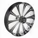 Front Platinum Cut 21 x 3.5 Revel One-Piece Chrome-Forged Aluminum Wheel - 12047106PRELBMP