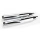 Chrome 3 1/2 in. Tru Power Slip-On Mufflers - LA-1061-02