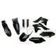 Black Full Replacement Plastic Kit - 2314180001
