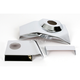 Swingarm Pivot Covers - 55-306