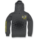 Graphite Daredevil Zip Hoody