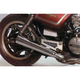 4-into-1 Chrome Megaphone Exhaust System - 001-1301