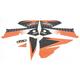 Evo 9 Series Graphic Kit - 15-01522