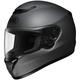 Matte Deep Gray Qwest Helmet