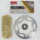 GB520MXZ Chain and Sprocket Kit - 2022-978ZG