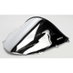V-Flow Series Chrome Opaque Windscreen - 45471065