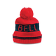 Red/Black Retro Beanie - 7022668