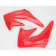 CR Red Radiator Shroud - 2071390227
