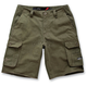 Army Green Reverb Cargo Shorts