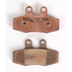Long-life Sintered R-Series Brake Pads - FA132R