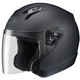 Matte Black CL-JET Helmet
