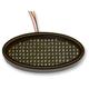 Black Ellipse Taillight/Turn Signals - ELLIPSE-TURN-BL