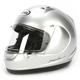 Aluminum Silver Signet-Q Helmet