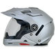 Silver FX-55 7-in-1 Helmet