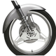 4.75 in. Wide Custom Gambler Front Fender for 19 in. or 21 in. Wheels - 380334