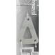 Silver Lowering Link - 03-00753-21