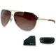 Gold Snitch Street Series Sunglasses - ESNI004AR