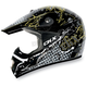 Black VX-17 Bling Helmet