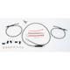 Stainless Steel Clutch Line Kit - MK01-3027