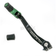 Green Rubber Tip Shift Lever-KXF250SLB20RGN - 01-0346-11-30