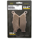 Sintered Metal Brake Pads - DP524