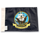 10 in. x 15 in. Navy Flag - FLG-NAV15