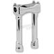 Chrome 7 1/2 in. Murdock Handlebar Risers - MR-008-HD-CP
