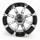 Machined Type 387X Wheel - 0230-0461