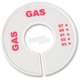 Utility Jug GAS ID Tag Kit - G1