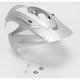 Silver Visor for Icon Variant Helmets - 0132-0528