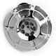 Chrome Beveled Billet Horn Kit - 70-205