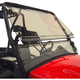 Clear Full-Tilting Windshield (Round Bars Only) - 2455
