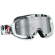 Tiger Black/White Hustle Goggles - 2177823609015