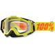 Yellow Racecraft Neon Goggles - 50100-004-02