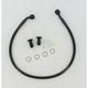 Carboline Sportbike/Cruiser Brake Hose Kit - YA2582-1RD